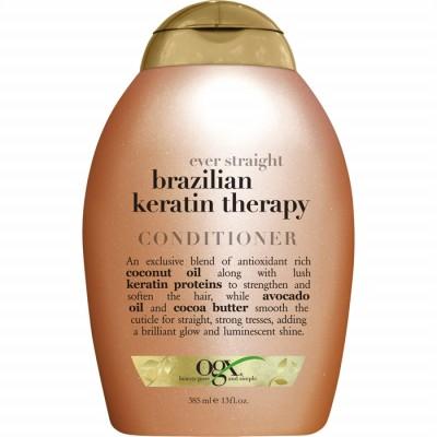 OGX Brazilian Keratin Smooth Conditioner 385 ml