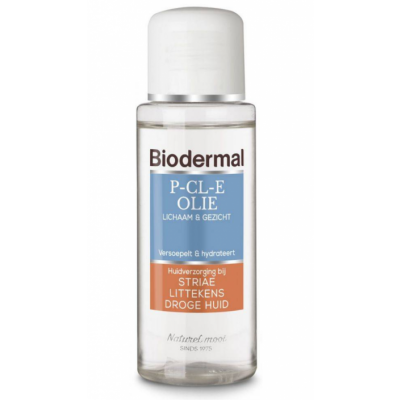 Biodermal P-CL-E Olie 75 ml