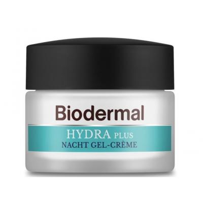 Biodermal Hydra Plus Night Gel-Cream 50 ml