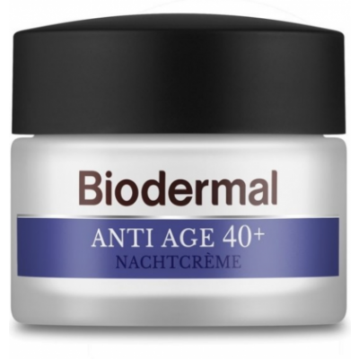 Biodermal Anti Age 40+ Night Creme 50 ml