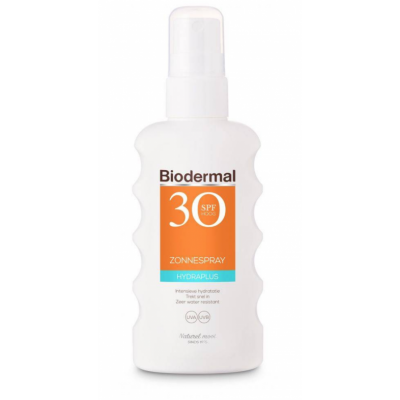 Biodermal Zonnespray Hydrasun SPF30 175 ml