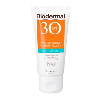 Biodermal HydraPlus Sunscreen Face SPF30 50 ml