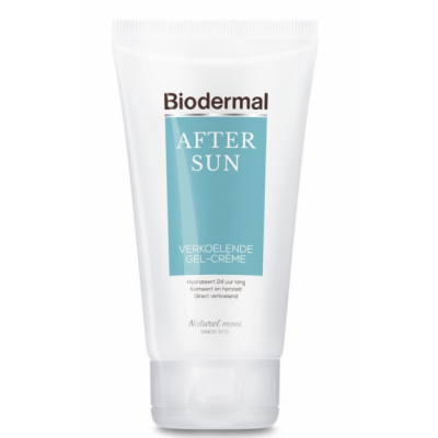 Biodermal Aftersun Cooling Gel Creme 150 ml