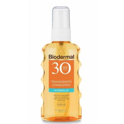 Biodermal Sun Spray Transparent SPF30 175 ml