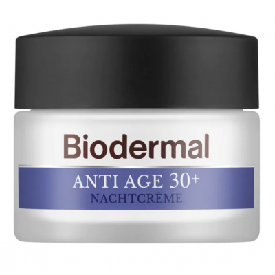 Biodermal Anti age 30+ Nachtcrème 50 ml