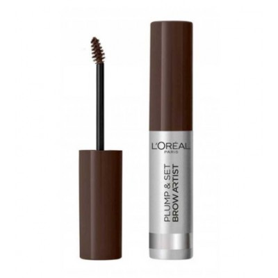 L'Oreal Brow Artist Plump & Set 108 Dark Brunette 4,9 ml
