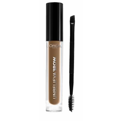 L'Oreal Unbelieva Brow Eyebrow Gel 103 Warm Blonde 3,4 ml + 1 stk