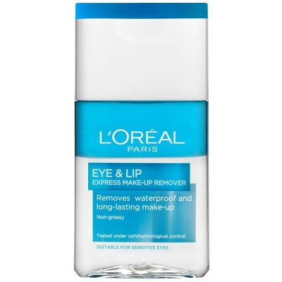 L'Oreal Bi-Phase Waterproof Eye Make-up Remover 125 ml