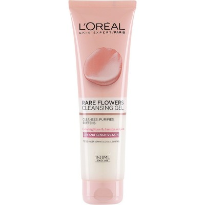 L'Oreal Rare Flowers Cleansing Gel 150 ml