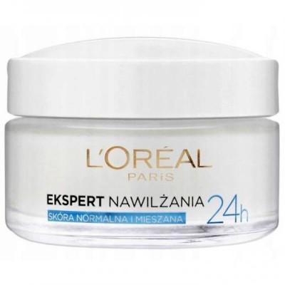 L'Oreal Expert Moisturising 24H Day Cream Normal Skin 50 ml