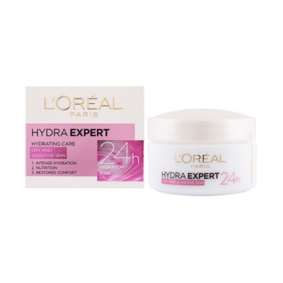 L'Oreal Expert Moisturising 24H Day Cream Sensitive Skin 50 ml