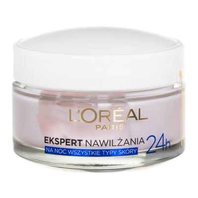 L'Oreal Expert Moisturising 24H Night Cream Normal Skin 50 ml