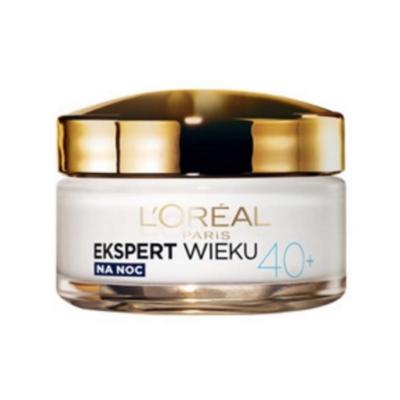 L'Oreal Age Expert 40+ Anti-Wrinkle Smoothing Night Cream 50 ml