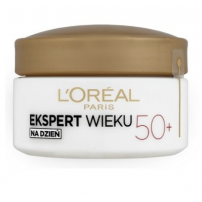 L'Oreal Age Expert 50+ Anti-Wrinkle Smoothing Day Cream 50 ml