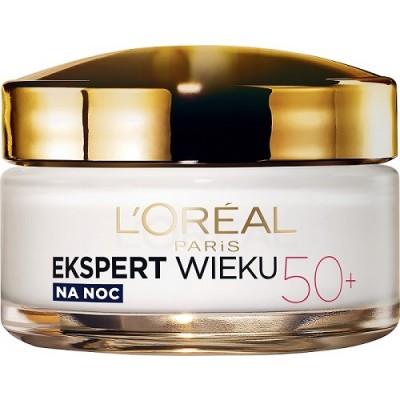 L'Oreal Age Expert 50+ Anti-Wrinkle Smoothing Night Cream 50 ml