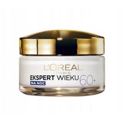 L'Oreal Age Expert 60+ Anti-Wrinkle Smoothing Night Cream 50 ml