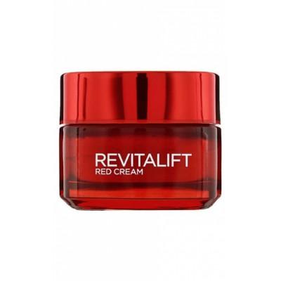 L'Oreal Revitalift Energising Red Day Cream 50 ml