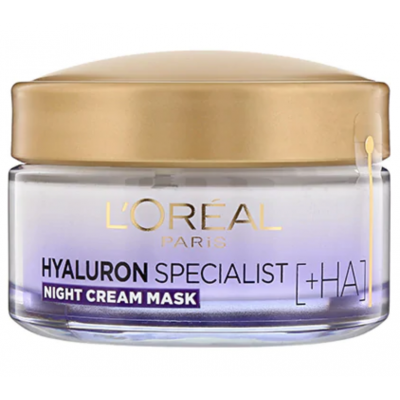 L'Oreal Hyaluron Specialist Night Cream Mask 50 ml