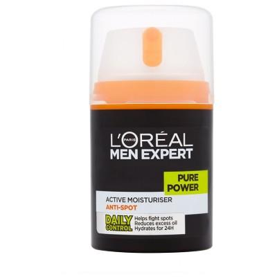 L'Oreal Men Expert Pure Power Active Moisturiser Anti-Spot 50 ml