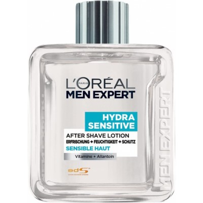 L'Oreal Men Expert Hydra Sensitive Aftershave 100 ml