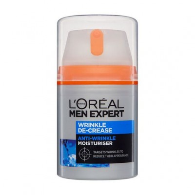 L'Oreal Men Expert 35+ Wrinkle De-Crease First Wrinkle Cream 50 ml
