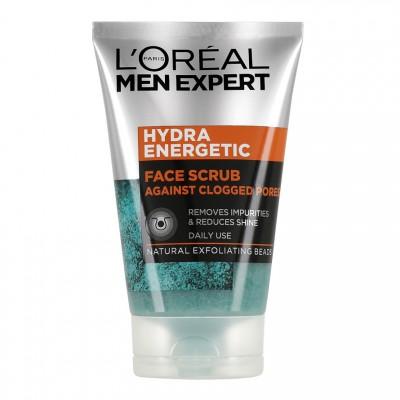 L'Oreal Men Expert Hydra Energetic Face Peeling 100 ml