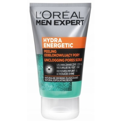L'Oreal Men Expert Hydra Energetic Face Peeling 100 ml