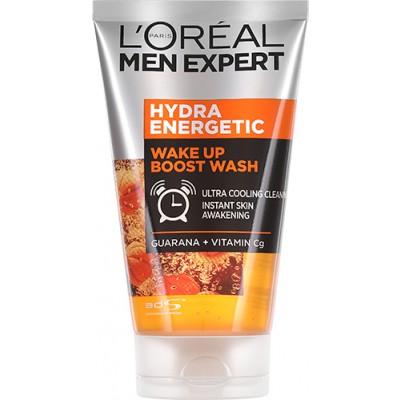 L'Oreal Men Expert Hydra Energetic Face Wash 100 ml