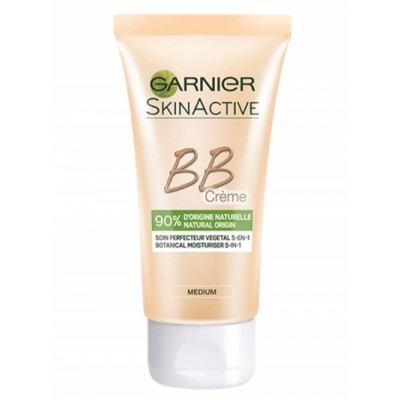 Garnier Skin Active BB Cream 90% Natural Origin Ingredients Medium 50 ml