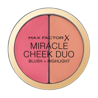 Max Factor Miracle Cheek Duo Blush & Highlighter 30 Dusky Pink & Copper 11 g