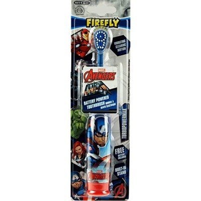 Marvel Avengers Turbo Power Electric Toothbrush Assorted 1 st