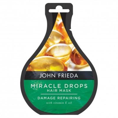 John Frieda Damage Repairing Miracle Drops 1 kpl