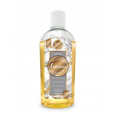 Fabulosa 4in1 desinfiointiaineGold Touch 220 ml
