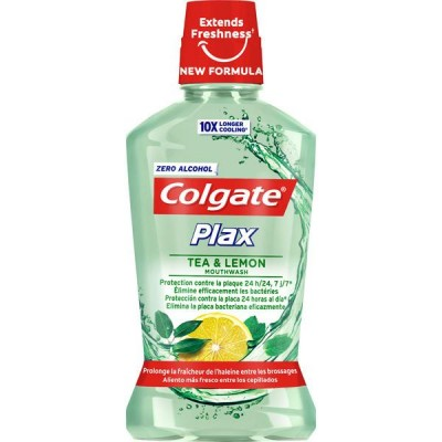 Colgate Plax Tea & Lemon Mouthwash 500 ml