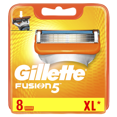 Gillette Fusion 5 Barberblad 8 stk
