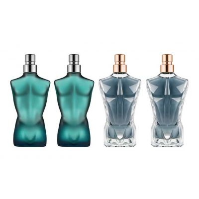 Jean Paul Gaultier Le Male Masculine Miniatures Set 4 x 7 ml