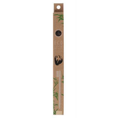 Beauty Formulas Active ekoystävällinen bambuhammasharja 1 kpl
