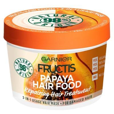Garnier Fructis Hair Food Papaya Hair Mask 390 ml
