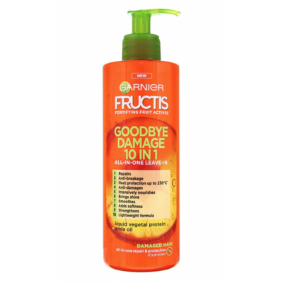 Garnier Fructis Goodbye Damage All In One Leave-In 400 ml
