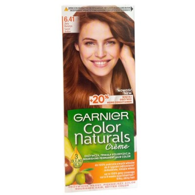 Garnier Color Naturals 6.41 Sweet Amber 1 st