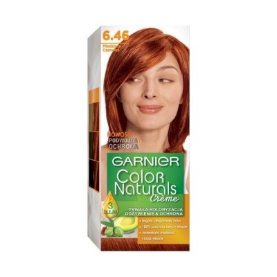 Garnier Color Naturals 6.46 Copper Red 1 kpl