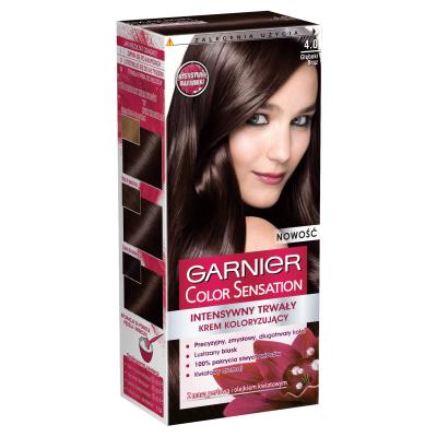 Garnier Color Sensation 4.0 Deep Brown 1 kpl