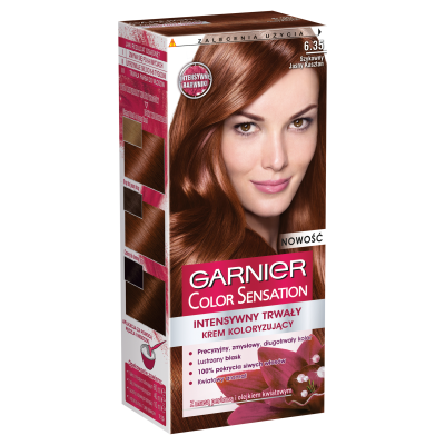Garnier Color Sensation 6.35 Stylish Bright Chestnut 1 kpl