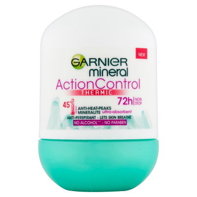 Garnier Mineral Action Control Thermic 72h Deostick 50 ml