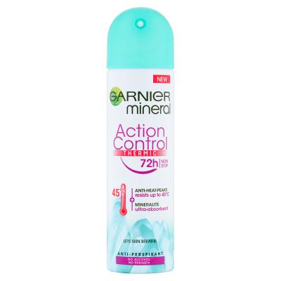 Garnier Mineral Action Control Thermic 72h Deospray 150 ml