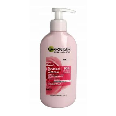 Garnier Naturals Botanical Rose Floral Water Soothing Creamy Face Wash 200 ml