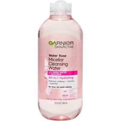 Garnier Micellar Cleansing Water Rose Water Sensitive Skin 400 ml