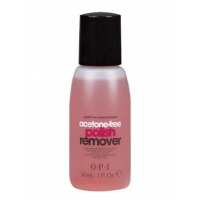 OPI Acetone Free Polish Remover 30 ml