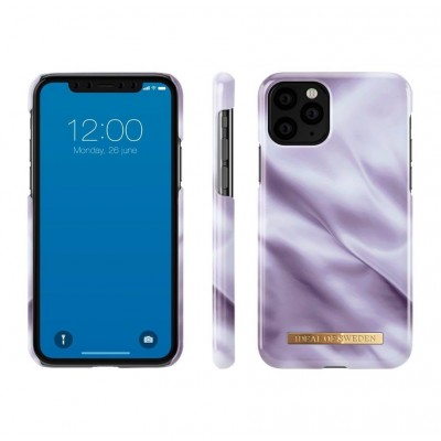 iDeal Of Sweden Fashion Case iPhone 11 Pro Lavender Satin iPhone 11 Pro