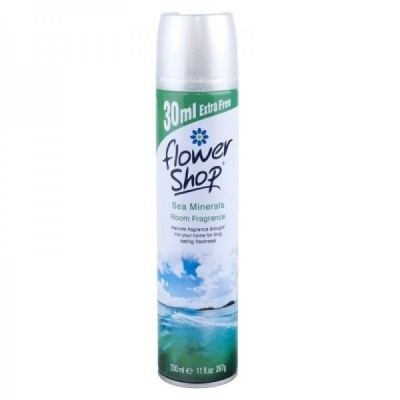 Flower Shop Air Freshener Sea Minerals 330 ml